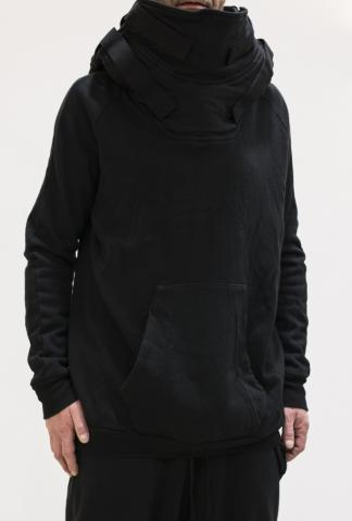 Julius_7 Fixtured-Hood Parka