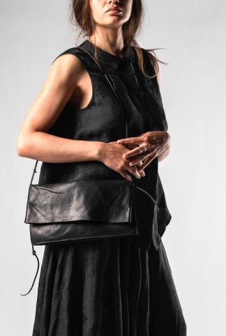 M.A+ BG104 Calf Leather Three-fold Bag