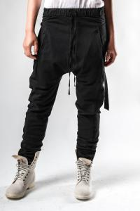 Andrea Ya'aqov Panelled Low Crotch Joggers (Elixir Exclusive)