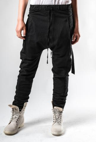 Andrea Ya'aqov Panelled Low Crotch Joggers (Elixir Exclusive)