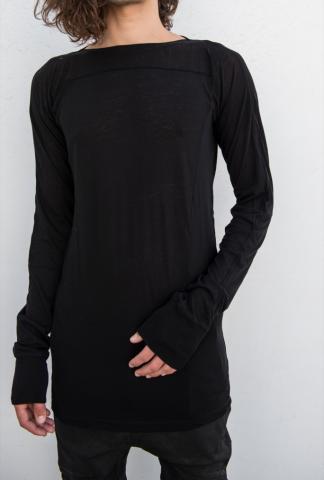 Julius_7 longsleeve t-shirt (loose fit)