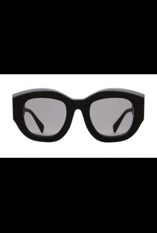 Kuboraum B5 BLACK MATT Grey lens