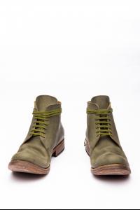 Evarist Bertran Horse Culatta Nubuck Leather Ankle Boots