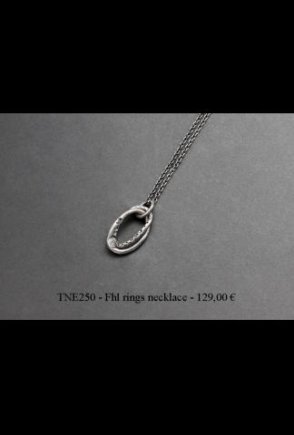 Tobias Wistissen FHL Rings Necklace
