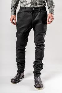 Sagittaire A. Zipped Articulated Pocket Slim Jeans