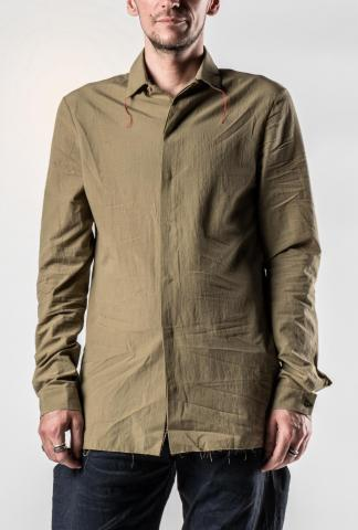 M.A+ H102 Concealed Button Shirt