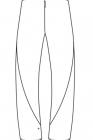 M.A+ 3 pocket straight leg confortable fit pants