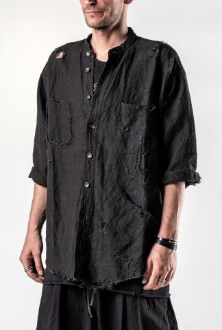 A.F. Artefact Distressed Oversized Shirt