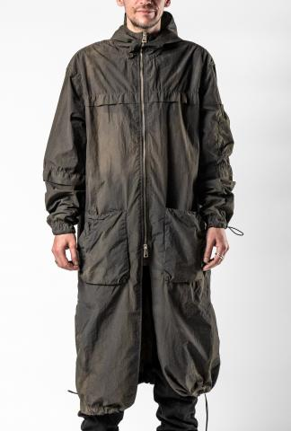 Andrea Ya'aqov Overdyed Technical Parka