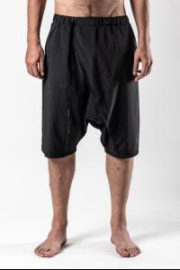 Andrea Ya'aqov Diagonal Cover Long Swim Shorts