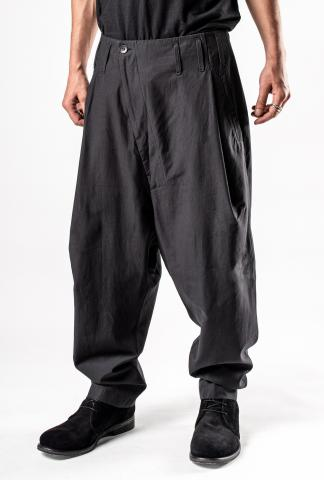 Syngman Cucala Loose Low-crotch Trousers