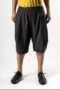 Syngman Cucala Loose Low-crotch Bermuda Shorts
