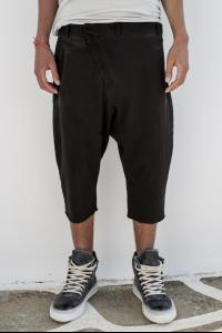 MASNADA Man pants shorts grey