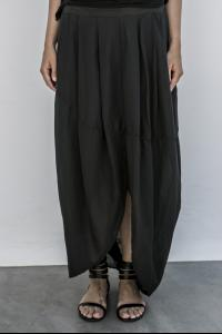 POEME BOHEMIEN long skirt with split