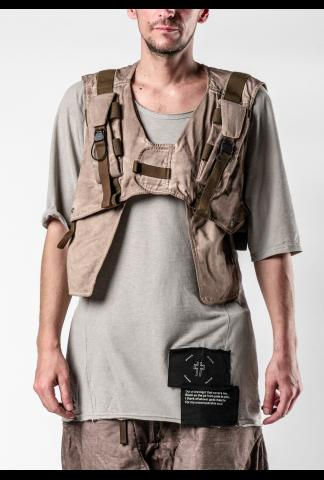 HAM.CUS Cold Dyed Adjustable Chest Rig