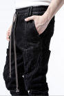 A.F. Artefact Coated Anatomical Fitted Long Pants