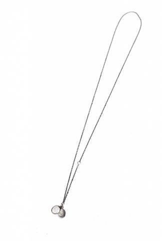 Werkstatt Munchen 14M7330 Chain Mini Anchor Necklace