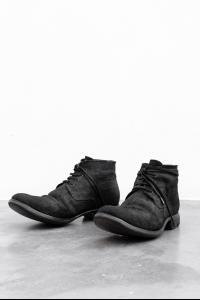 Layer-0 2.0. H10 Rounded Toebox Ankle Boots