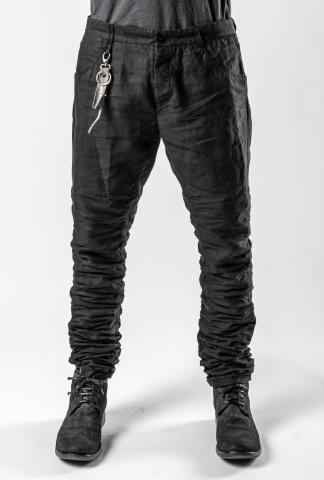 Layer-0 Crumpled 5 Pocket Pants