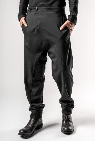 Lumen Et Umbra One Piece Cut, Reflective Belt Loop Trousers