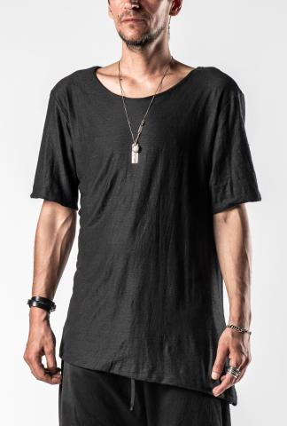 Lumen Et Umbra Double Layered Reversible Twisted T-shirt