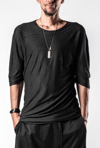 Lumen Et Umbra Katana Half J-Shape Sleeve Twister T-shirt