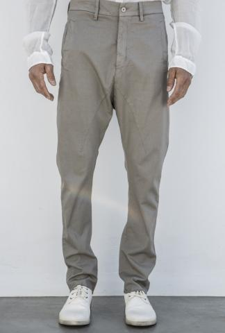 Poeme Bohemien Tapered Low-crotch Trousers