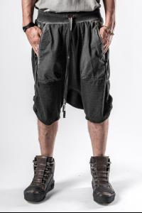 Boris Bidjan Saberi Adjustable Low-crotch Shorts
