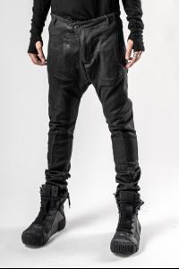 Boris Bidjan Saberi P11 Low-crotch Tapered Jeans