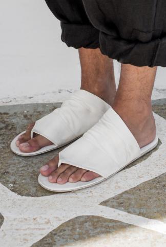 Marsell Full Grain Horse Leather Slip-on Sandala