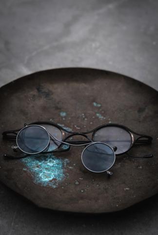 Rigards The Viridi-anne Clip On Slender Sunglasses