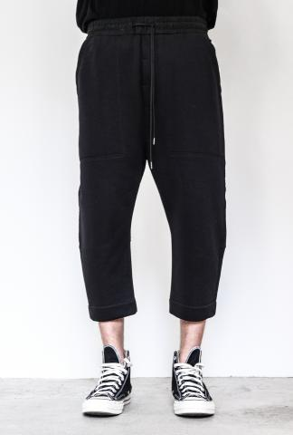 Isabel Benenato 3/4 Sweat Pants