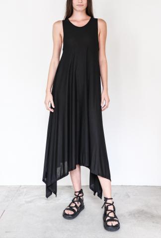Isabel Benenato Modal Jersey dress