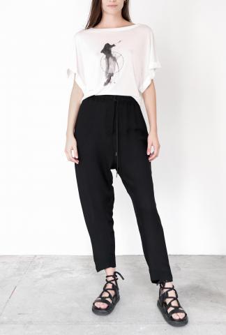 Isabel Benenato Modal Jersey T-shirt