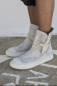MASNADA Man sneakers off white