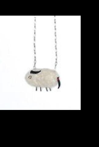 M.A+ miniature sheep neck lace