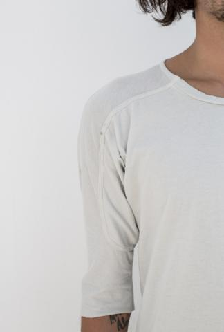 MASNADA Man tshirt ice grey