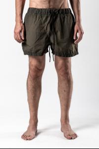 Andrea Ya'aqov Diagonal Seam Swim Shorts