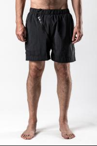 Andrea Ya'aqov Diagonal Zipper Swim Shorts