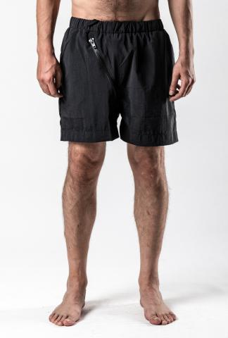 Andrea Ya'aqov Diagonal Zipper Swim Shorts