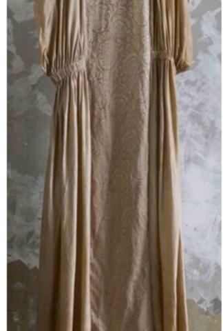 Uma Wang Side Pleated Dress