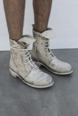 MASNADA MAN LEATHER BOOTS