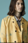 Individual Sentiments UNISEX WOVEN OVER SIZE JACKET