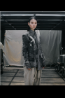 Chiahung Su Strapped Reversible Jacket