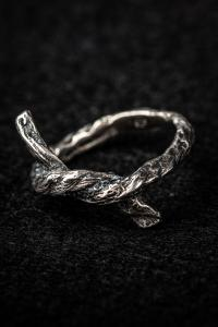 Ann Demeulemeester Single Rope ring