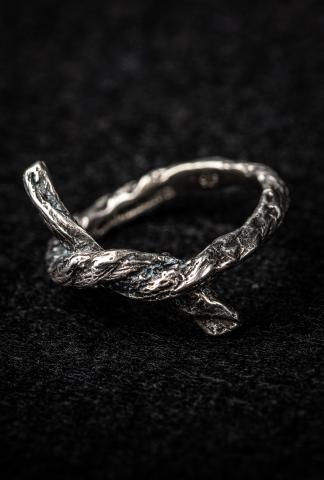 Ann Demeulemeester Single Rope ring