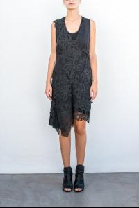 Alexandra Marchi Mid-Length applique dress