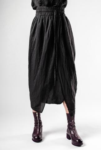 Lemuria Silk Blend Sarouel Shorts