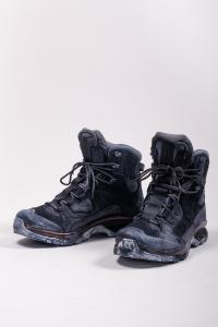 11byBBS Salomon BOOT2 GTX Black Dye Hiking Boots
