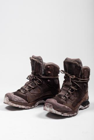 11byBBS Salomon BOOT2 GTX Dirty Grey Hiking Boots